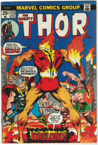 Thor #225 VF Front Cover