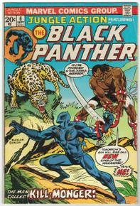 Jungle Action #6 VG Front Cover