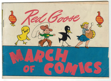 March of Comics #79 FN Front Cover