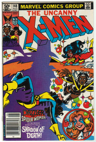 Uncanny X-Men #148 VF/NM Front Cover