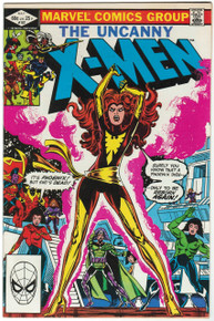 Uncanny X-Men #157 VF/NM Front Cover