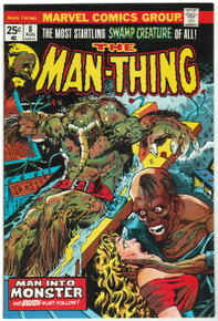 Man Thing #8 VF/NM Front Cover