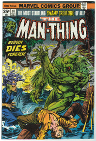 Man Thing #10 VF/NM Front Cover