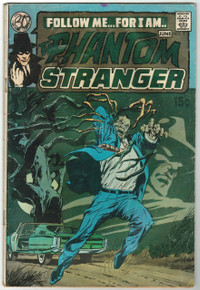 Phantom Stranger #7 GD Front Cover