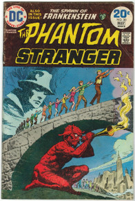 Phantom Stranger #30 GD Front Cover
