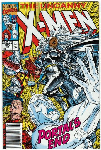 Uncanny X-Men #285 NM Front Cover