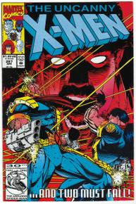 Uncanny X-Men #287 NM Front Cover