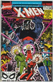 Uncanny X-Men Annual #14 VF/NM Front Cover