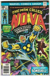Nova #1 VG Front Cover