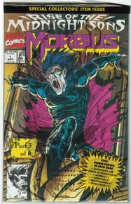 Morbius #1 NM Front Cover
