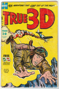 True 3D #2 GD Front Cover