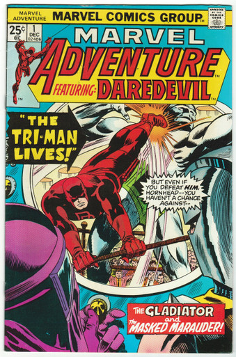 Marvel Adventure #1 VF/NM Front Cover