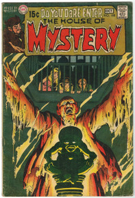 House of Mystery #188 VG Front Cover