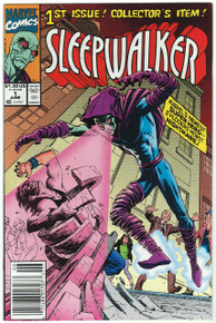 Sleepwalker #1 NM Front Cover