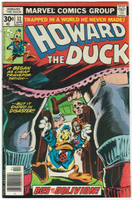 Howard the Duck #11 Very Fine