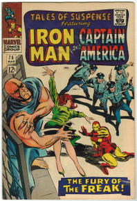 Tales of Suspense #75 VF Front Cover