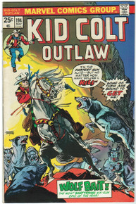 Kid Colt Outlaw #194 Very Fine