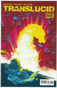 Translucid #1 NM Front Cover