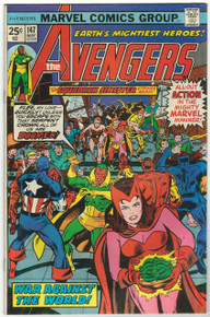Avengers #147 VF Front Cover
