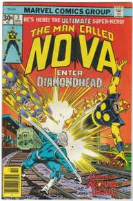 Nova #3 FN Front Cover