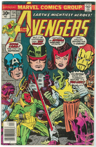 Avengers #154 VG Front Cover