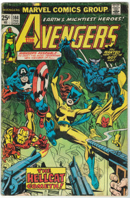 Avengers #144 GD Front Cover
