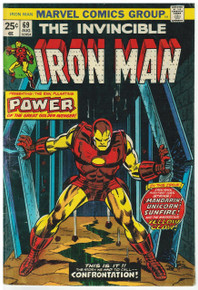 Iron Man #69 FN Front Cover