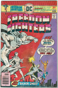 Freedom Fighters #2 GD Front Cover
