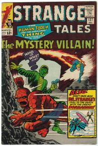 Strange Tales #127 FN Front Cover
