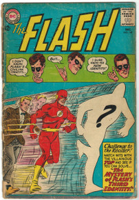 Flash #141 GD Front Cover