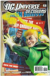 DC Universe Decisions #2 NM