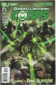 Green Lantern Corps #3