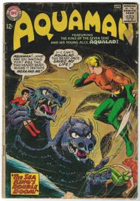 Aquaman #20 FR Front Cover
