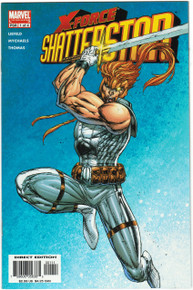 X-Force Shatterstar #1 NM