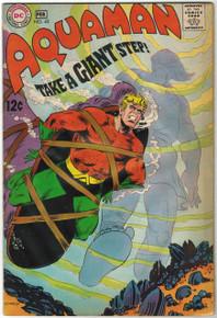 Aquaman #43 VG Front Cover