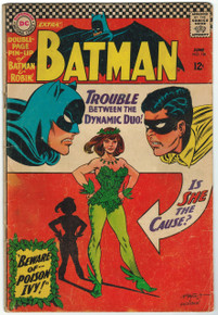Batman #181 GD Front Cover