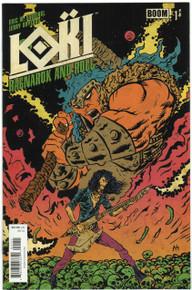 Loki: Ragnarok and Roll #1 NM