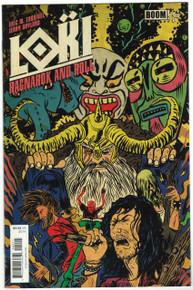 Loki: Ragnarok and Roll #2 NM