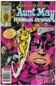Marvel Team Up #137 FN Front Cover