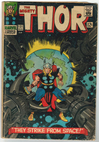 Thor #131 GD Front Cover