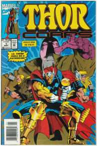 Thor Corps #1 NM Front Cover