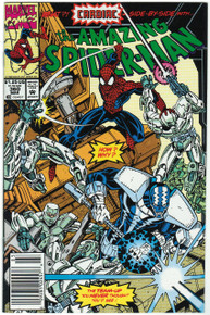 Amazing Spider Man #360 VF/NM Front Cover