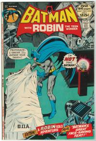 Batman #240 VF Front Cover