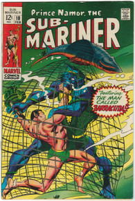 Sub Mariner #10 VF Front Cover