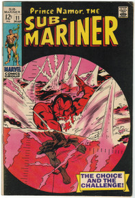 Sub Mariner #11 VF Front Cover