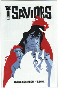 The Saviors #2 NM
