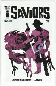 The Saviors #3 NM