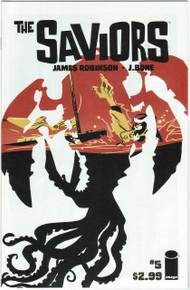 The Saviors #5 NM