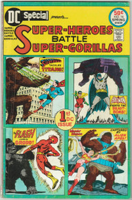 DC Special #16 VG Front Cover