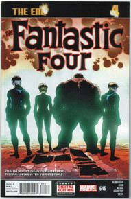Fantastic Four #645 NM Front Cover
